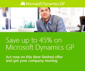 Microsoft Dynamics Promotion