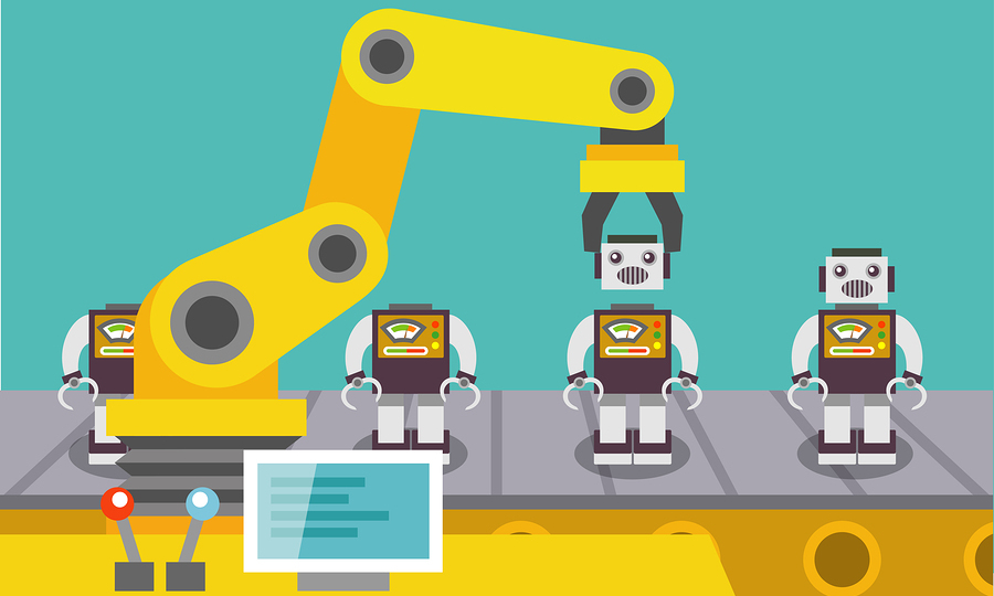 """ERP software: a solution for """"40% of manufacturers"""" unable to 'see' the inner-workings of their company?"""