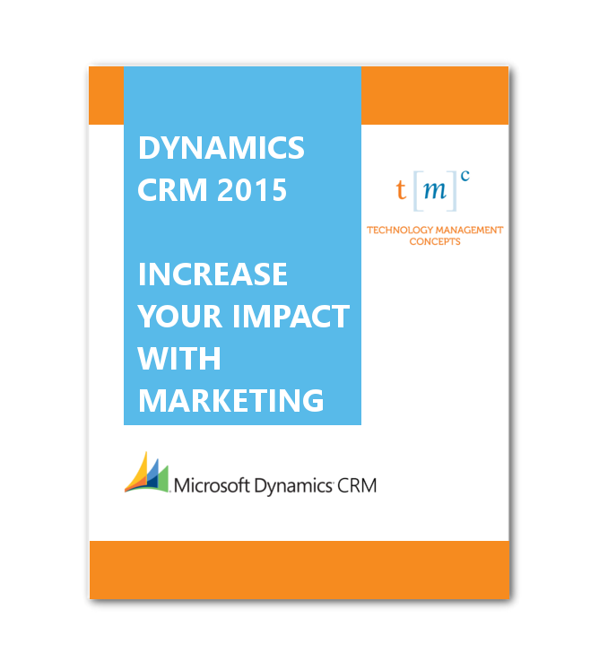 Increase your impact with Marketing
