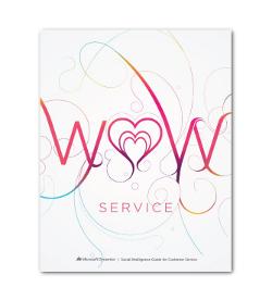 Social Intelligence Guide for Customer Service