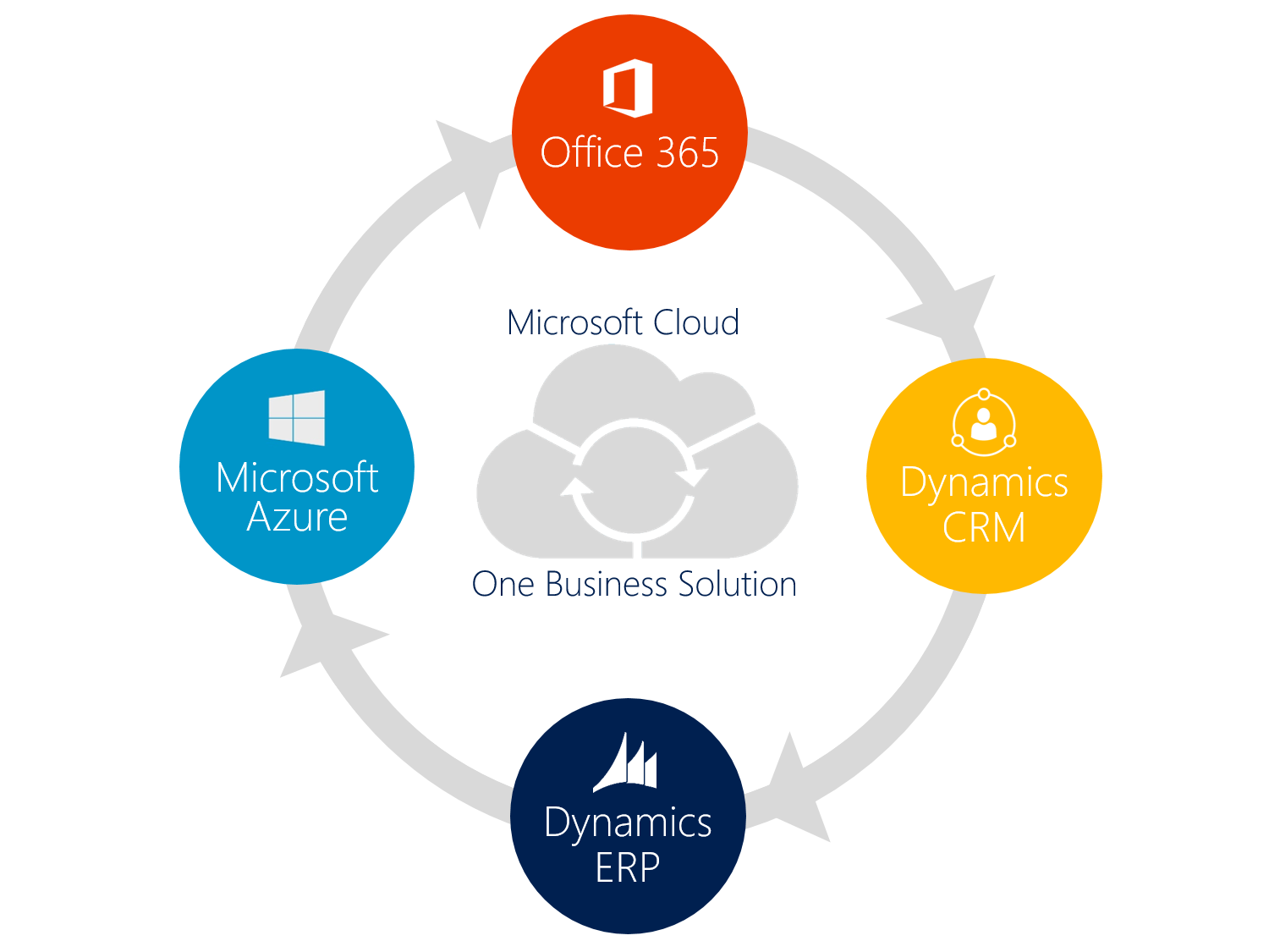 Microsoft Dynamics ERP Cloud