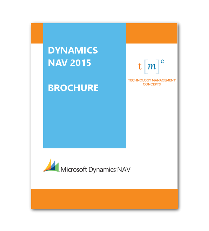 NAV 2015 brochure