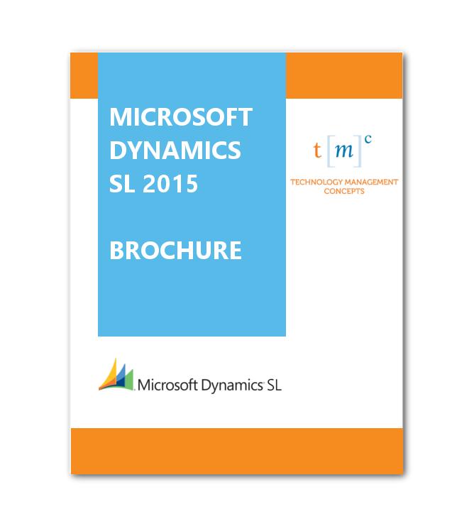 SL 2015 Brochure