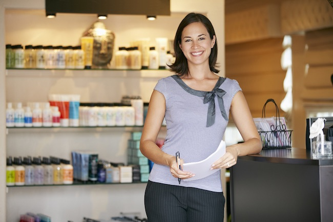 Retailers can use MS Dynamics GP to analyze customer base.