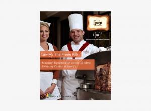 Restaurant ERP Lawrys