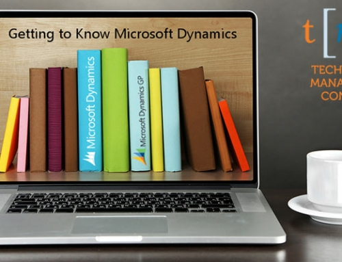 Getting to Know Microsoft Dynamics
