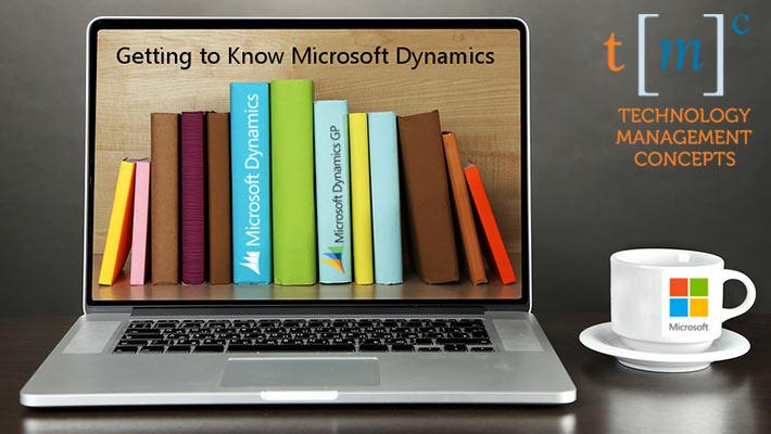 Getting to Know Microsoft Dynamics