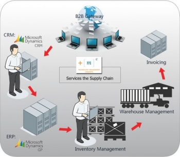 ERP Distribution Service the Supply Chain