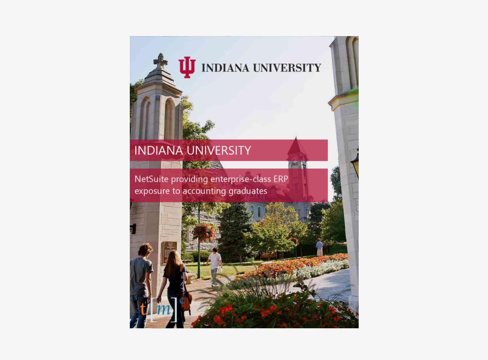Indiana University Success Case Study