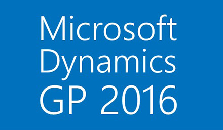 New Features of the week for the upcoming Microsoft Dynamics GP 2016 - Part 1