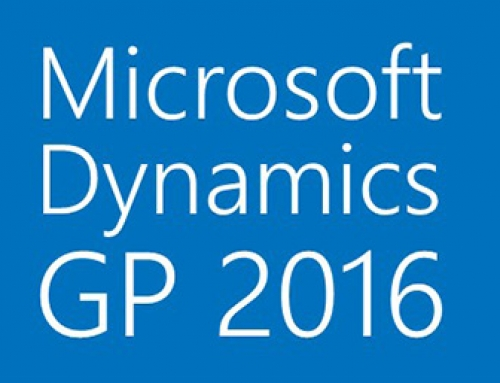 New Features of the week for the upcoming microsoft dynamics gp 2016 – Part 5