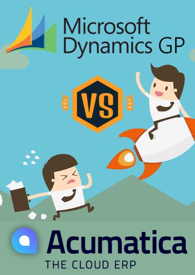 GP vs Acumatica