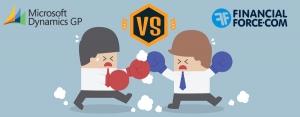 Dynamics GP vs Financial Force