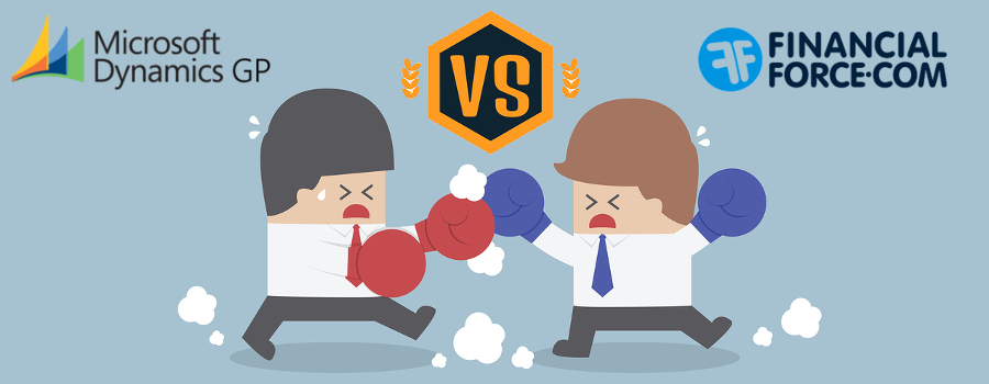 Dynamics GP vs FinancialForce.com
