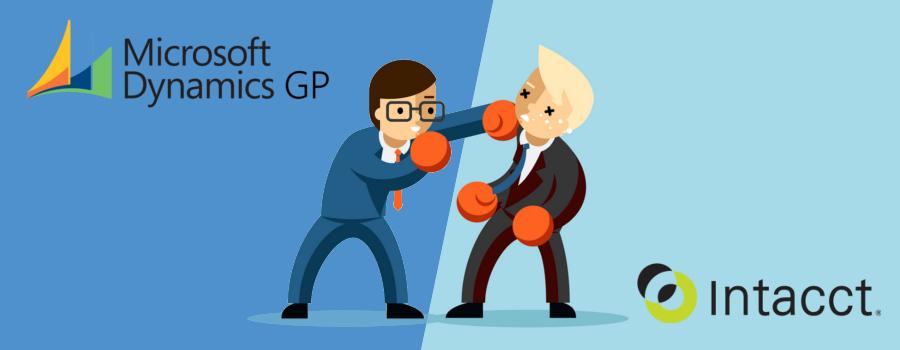 Dynamics GP vs intaact