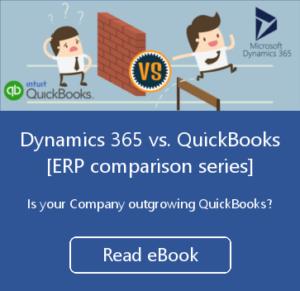Dynamics 365 vs QuickBooks