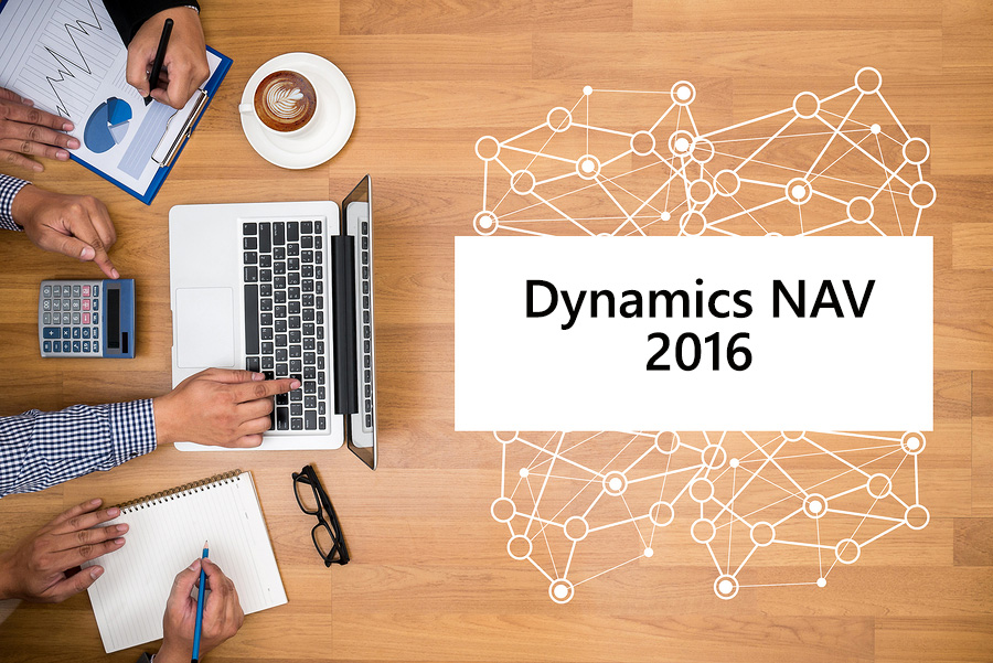 Dynamics NAV 2016 - Offers Easy Iimplementation - On-Premise or Cloud Deployment