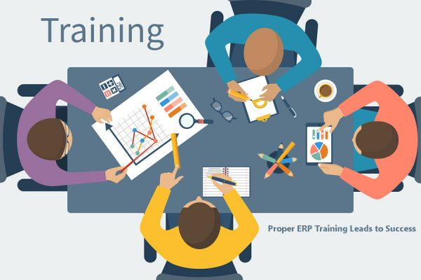 Proper ERP Training Leads to Success