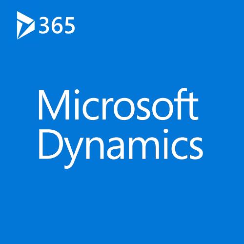 Microsoft Dynamics 365 ERP System