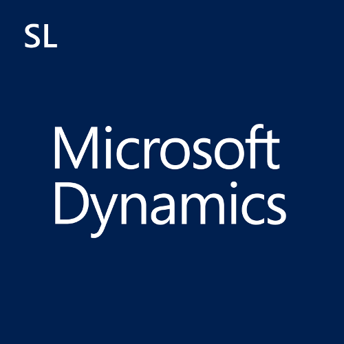 Microsoft Dynamics SL ERP System