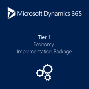 dynamics 365 implementation economy package