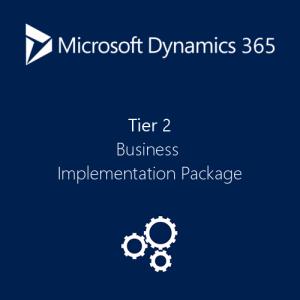 Dynamics 365 business implementation plan