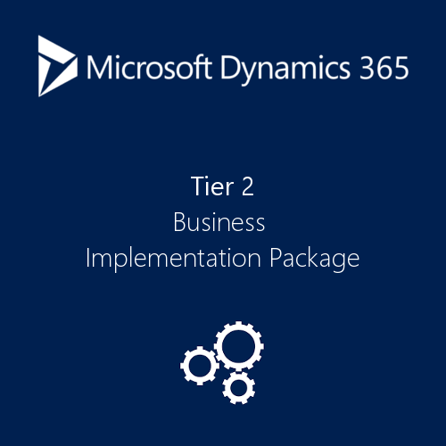 Dynamics 365 business implementation plan