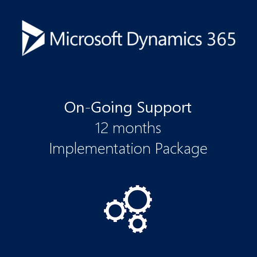 Dynamics 365 implementation plan