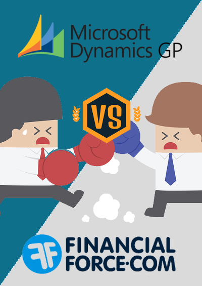 Dynamics GP vs financial force - Sidebar