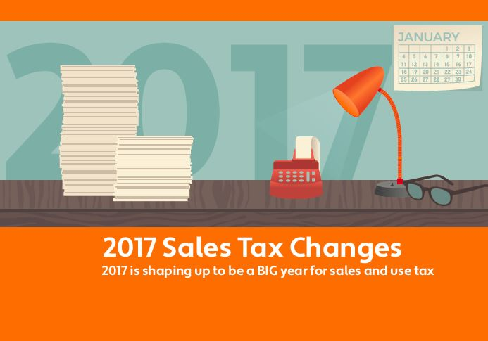 SalesTax Change 2017