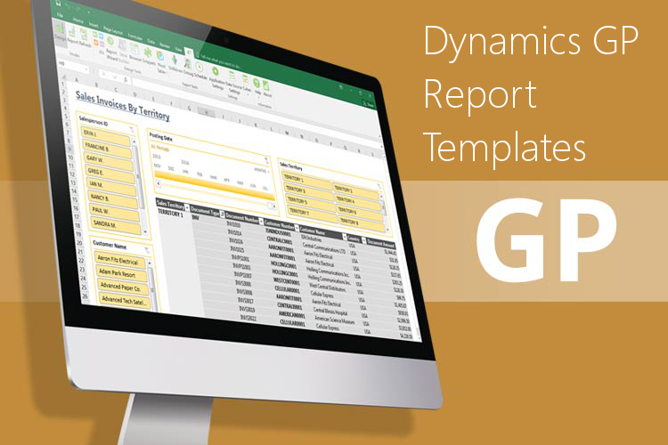 Reporting for Dynamics GP