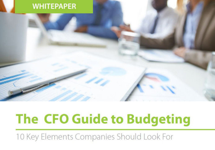 The CFO Guide to Budgeting