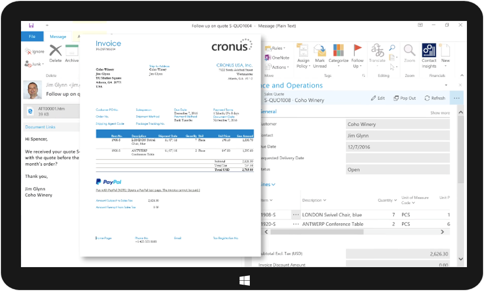 What is Microsoft Dynamics 365 ? Get access to Dynamics 365
