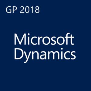 Dynamics GP 2018 Assessment