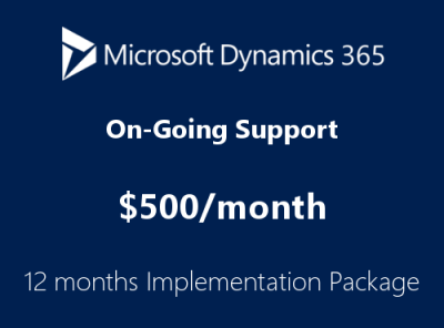 Dynamics 365 Implementation plan 4