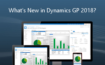 What's new in Dynamics GP