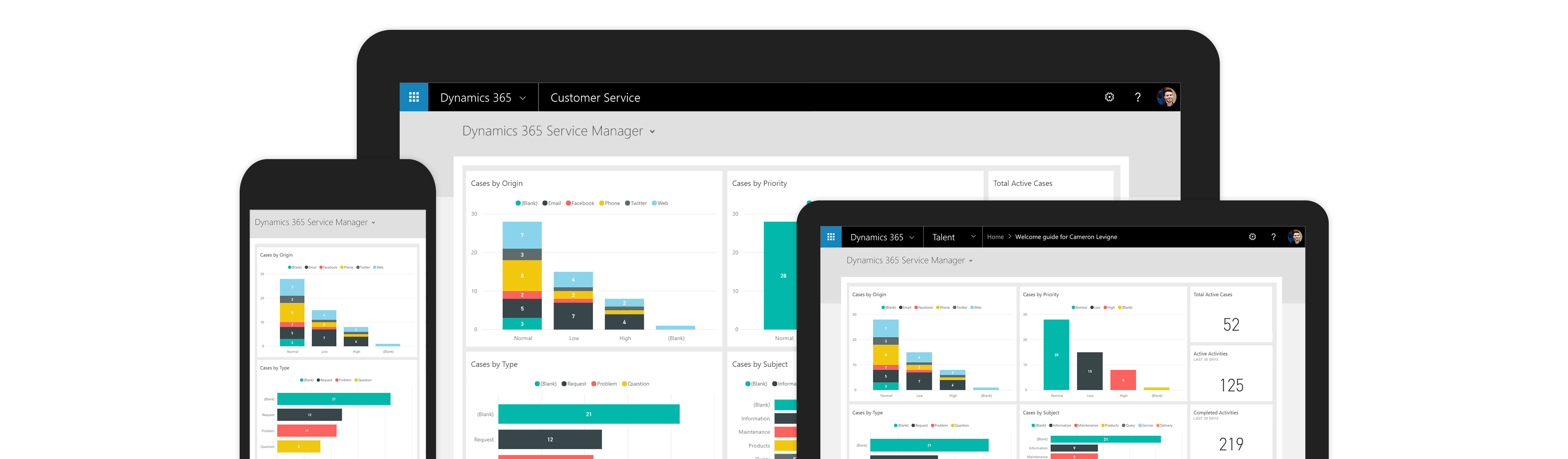 Dynamics 365 Customer Service