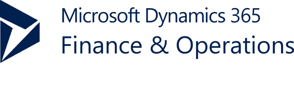 Dynamics 365 Finance and operations logo presentation