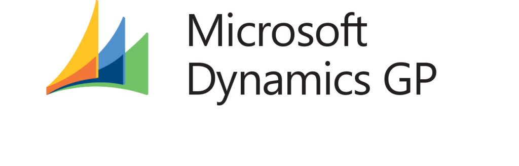 Dynamics GP logo presentation