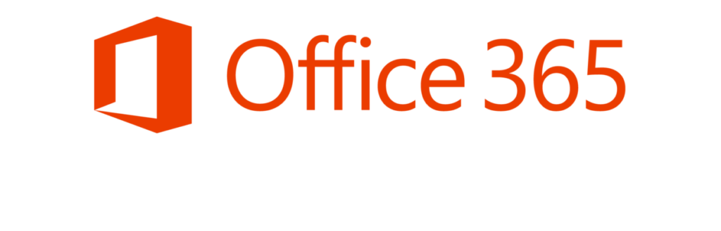 Microsoft Office 365 logo presentation