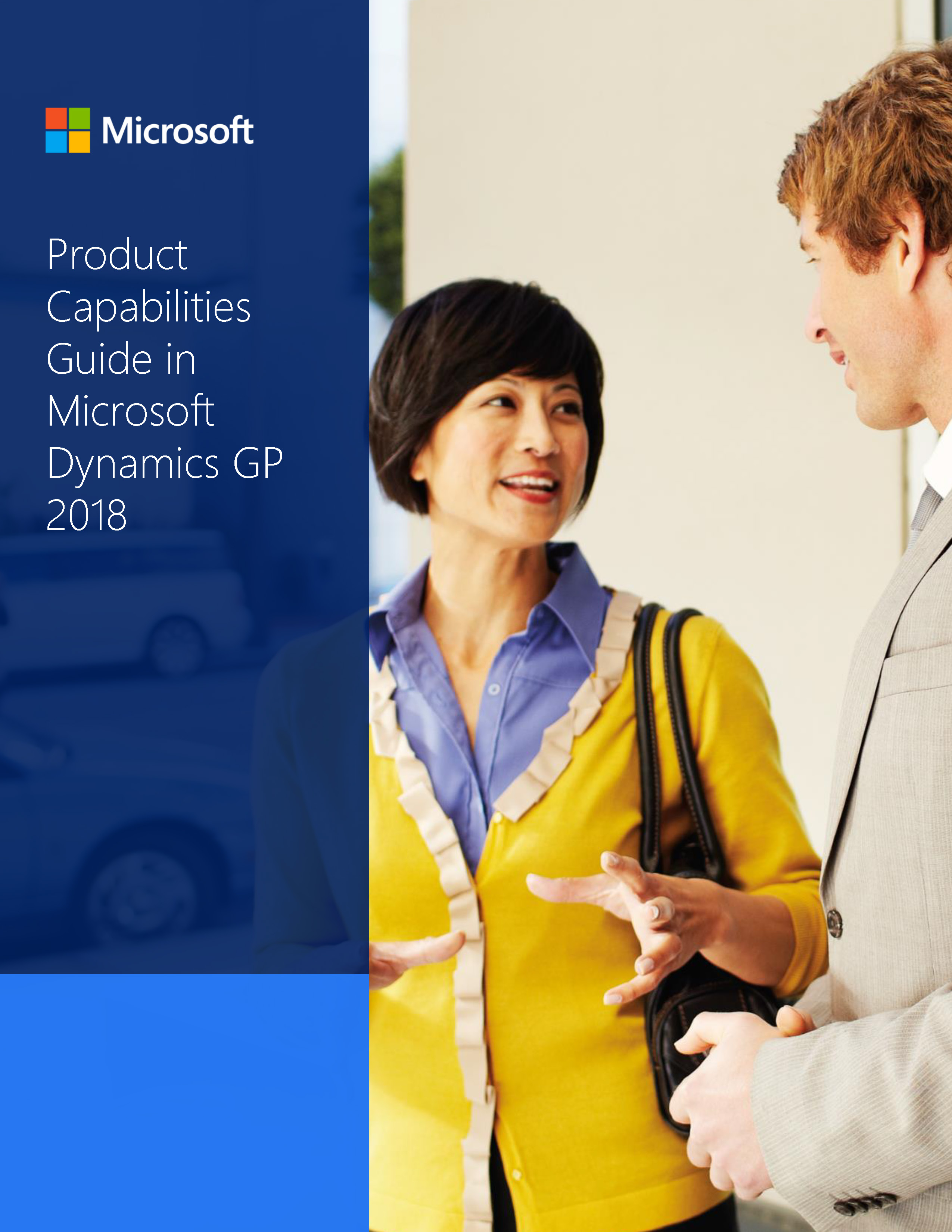 Dynamics GP Capabilities Guide