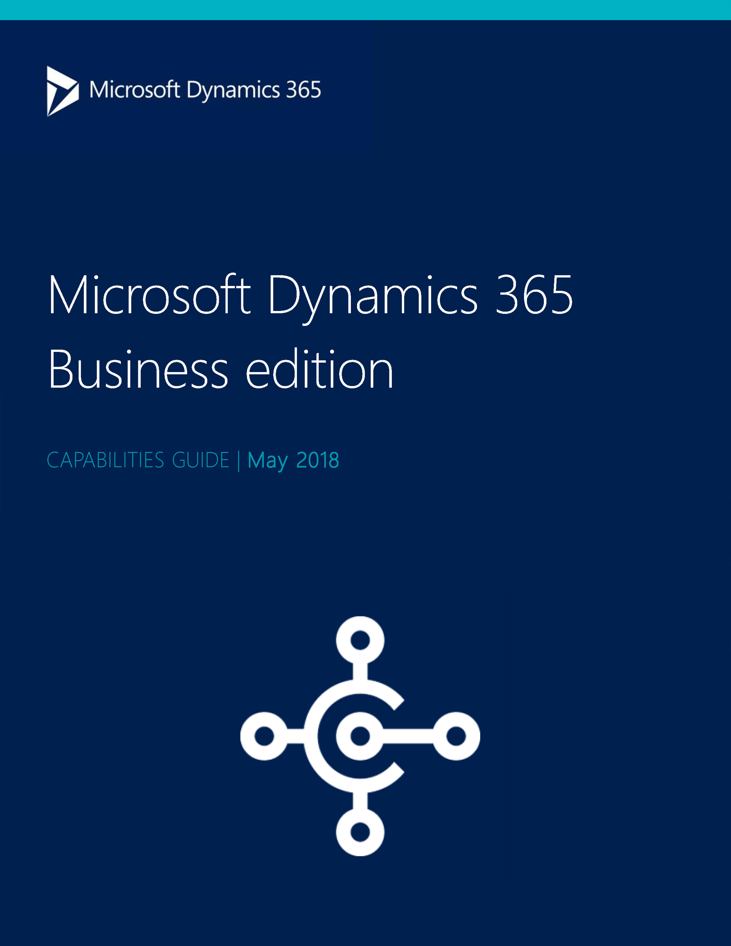 Dynamics 365 BC capabilities guide