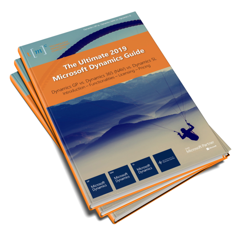 eBook - Ultimate MS Dynamics Guide