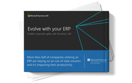 Evolve Your ERP Enable Corporate Agility with Dynamics 365