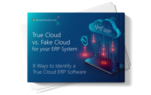 True Cloud vs. Fake Cloud for your ERP 8 Ways to Identify a True Cloud ERP
