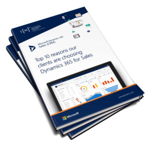 10 Reasons our Clients use Dynamics 365 CRM eBook