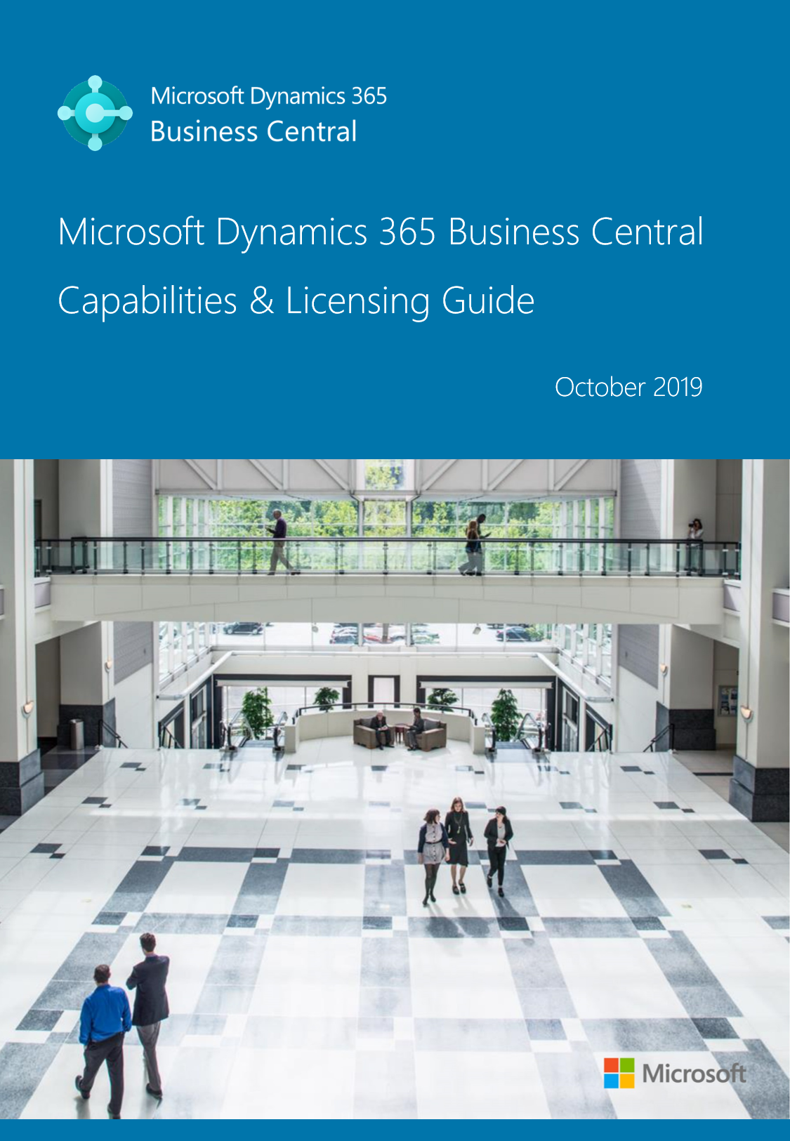 Dynamics 365 Business Central Capabilities Guide