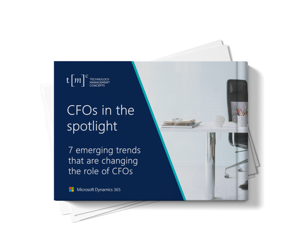 7 emerging trends that are changing the role of CFOs