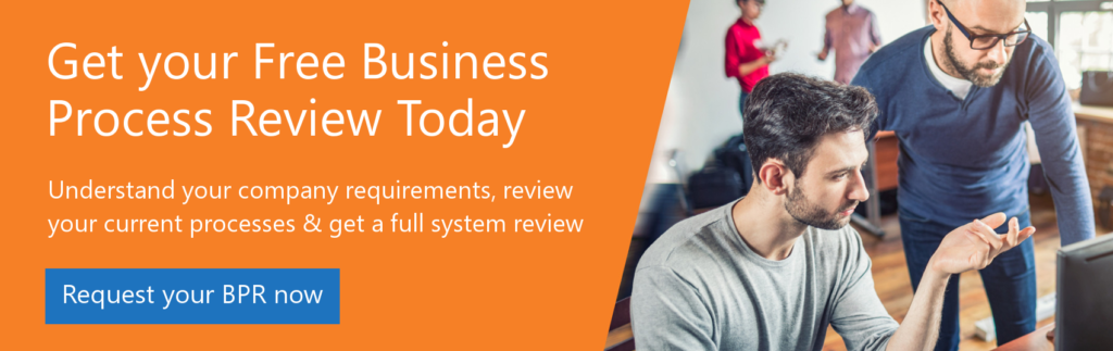 business process review offer