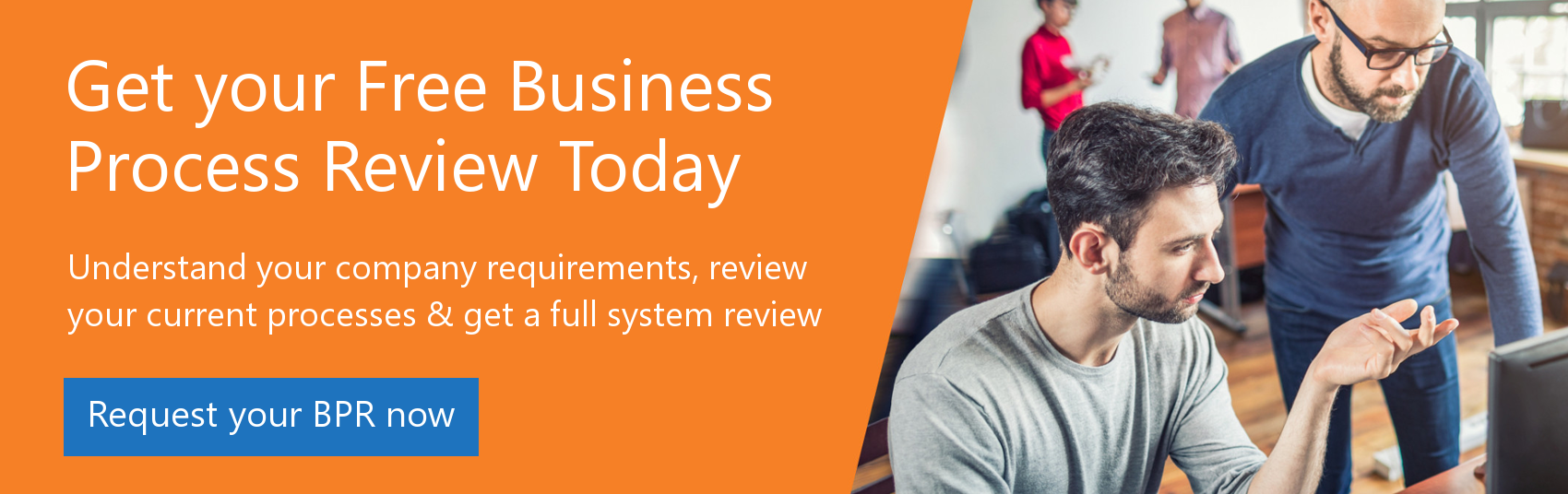 Request a Business Process Review